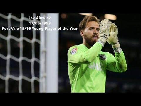 Jak Alnwick: Port Vale Season 15/16