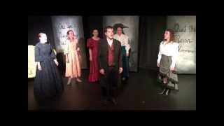 """Nevermore"" opens on June 14 ... teaser from ""rough"" rehearsal to give you an idea : ) Thumbnail"