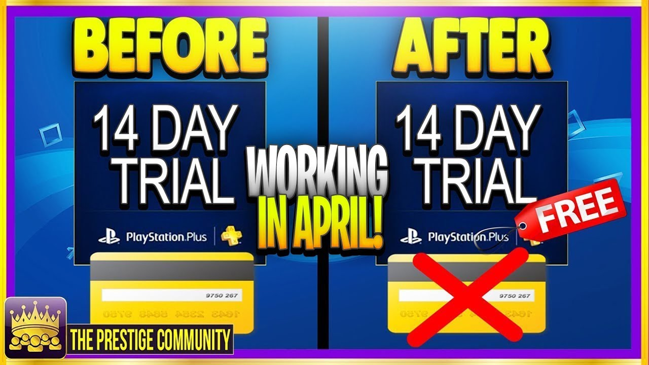 *JUNE 2019* How To Get FREE Playstation Plus 14 Days Trial *ANDROID & IOS*  ''UNLIMITED PSN FREE''