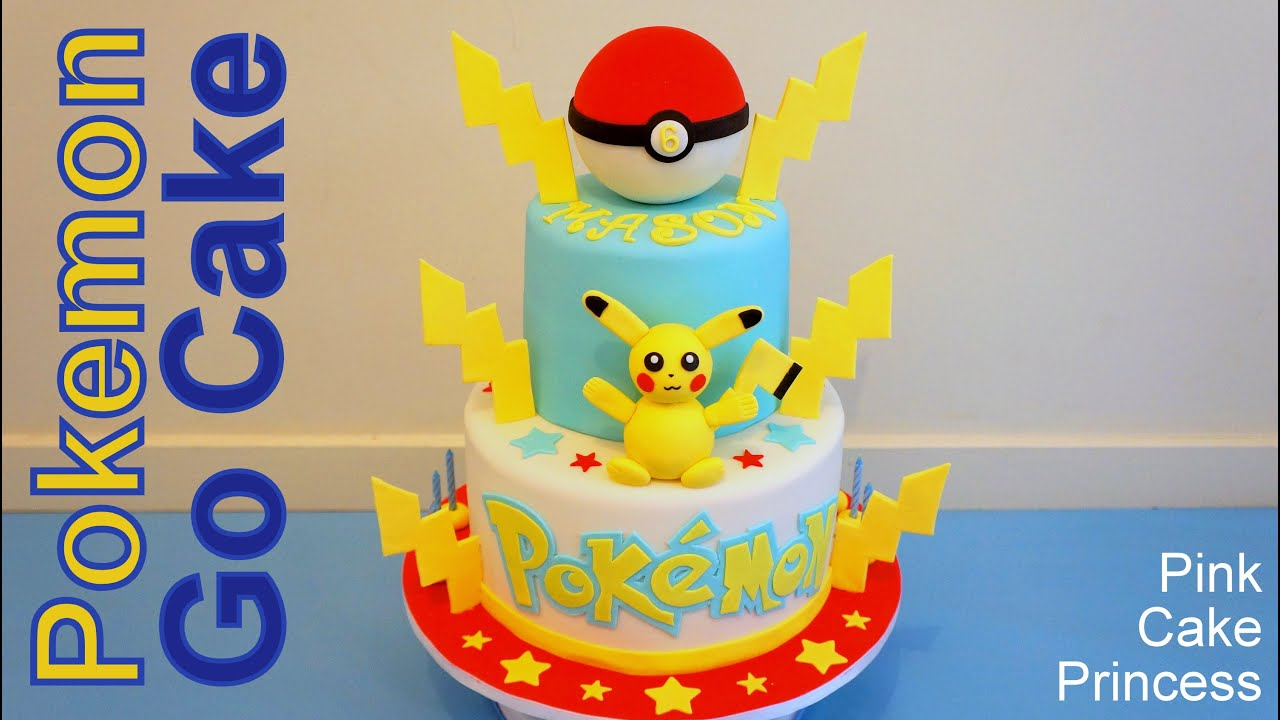 Pokemon Cakes Best