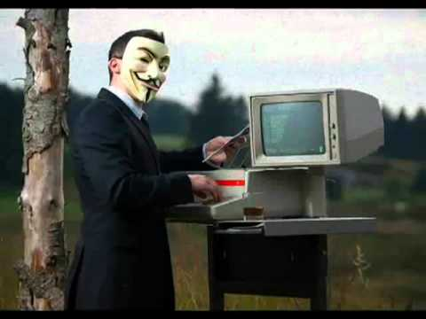 Anonymous- Resistance Begins NOW. System Failure- Imminent