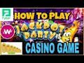 How To Play The Jackpot Party Casino Slot Game - YouTube