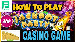 How To Play The Jackpot Party Casino Slot Game