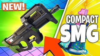 *NEW* COMPACT SMG & NEW SKINS In Fortnite Patch 5.1! And NEW BIRTHDAY Challenge! (Fortnite Update)