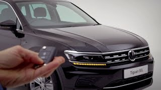 2020 Volkswagen TIGUAN SUV | Cool Features and Interior! SEL