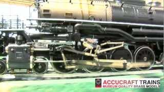 ACCUCRAFT  UP 4-8-8-4 BIG BOY, LIVE STEAM