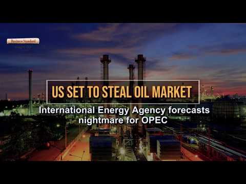 US set to steal oil market : International Energy Agency forecasts nightmare for OPEC
