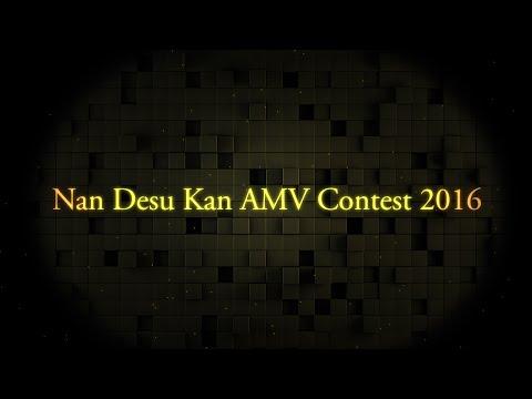 Nan Desu Kan 2016 AMV Contest Intro - 20 Years of Anime - 96 - 16