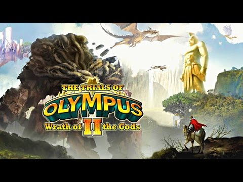 The Trials of Olympus II: Wrath of the Gods Trailer