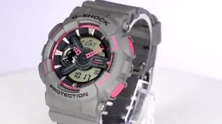 Casio G-Shock GA-110TS-8A4DR Watch Overview and Main Features
