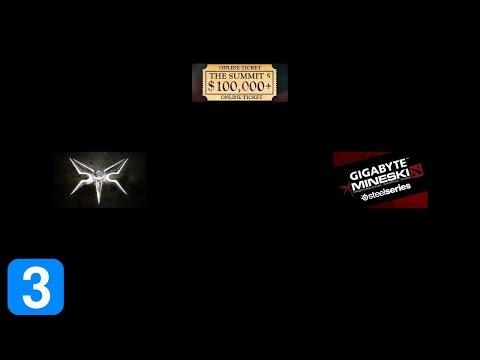 Mineski-X vs Mineski.Sports5 Game 3- The Summit 5 Full Highlights Dota 2