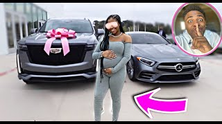 SURPRISING MY WIFEY WITH HER DREAM CAR ❤️(PREGNANCY PUSH GIFT)