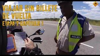 Vuelta al Mundo en Moto | Viaje a Sudáfrica y Zimbabue (Sub Eng) #7-1 Charly Sinewan