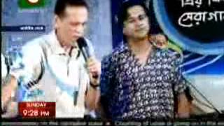 guru azam khan + guru asif akbar live program boishakhi tv