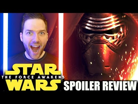 Star Wars: The Force Awakens - Spoiler Review