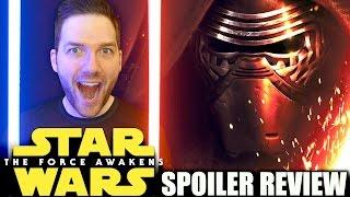 Star Wars: The Force Awakens - Spoiler Review