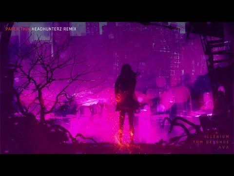 Illenium - Paper Thin (Headhunterz Remix)