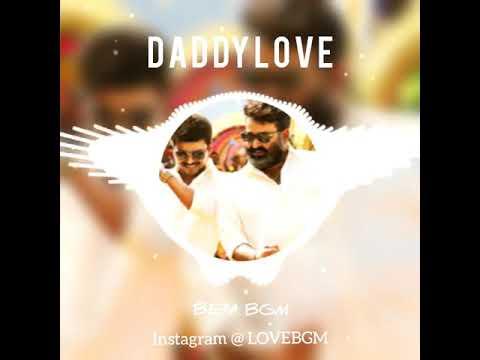 Daddy Love BGM | Appa Sentiment | Jilla BGM