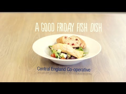 How To Cook - A Good Friday Fish Dish