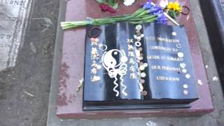 Going visit Bruce Lee Burial Ground