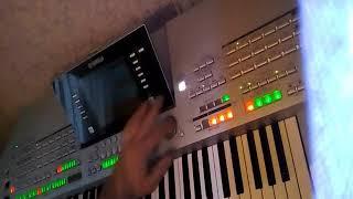 Саня Бон ,,Цыганочка,, Yamaha tyros-2