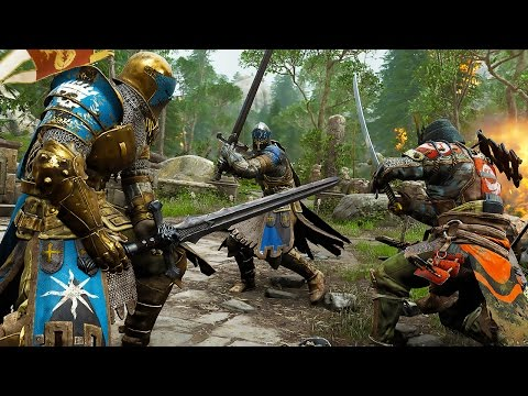 THE ELIMINATION SQUAD! | For Honor Multiplayer (Elimination Mode Gameplay)