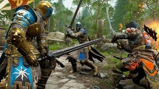 THE ELIMINATION SQUAD!   For Honor Multiplayer (Elimination Mode Gameplay)