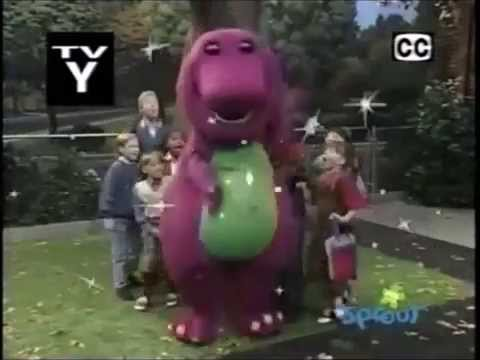 Barney & Friends Season 2 Opening