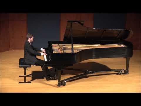 Haydn: Sonata in E-flat Major, Hob. XVI/49 - Manuel Gimferrer Junior Recital