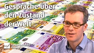 Die Finanzmärkte zerstören den Euro - und die Politik schaut zu (Dr. Dirk Ehnts)
