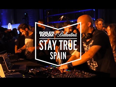 UNER Boiler Room & Ballantine's Stay True Spain Live Set