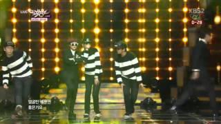 140110 Music Bank Two Song Place (FT Island Song Seunghyun & Song Eun Yi) - Age-Height