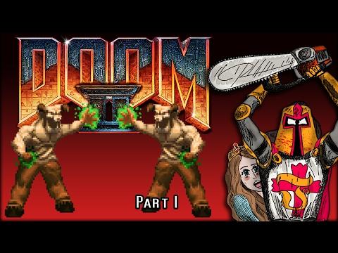DOOM II: HELL ON EARTH (PC/1994) | MAP01 - 06 | Doomsday #9