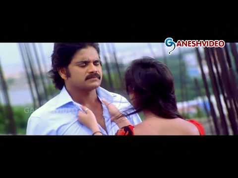 Boss Full Length Telugu Movie || Nagarjuna, Nayana Tara || Ganesh Videos - DVD Rip..