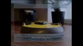 Robot aspirapolvere Karcher RC 3000