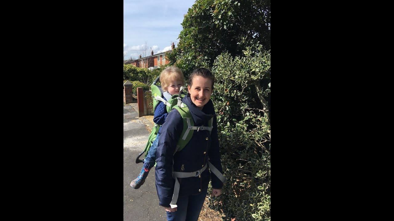 littlelife adventurer s2  LittleLife Adventurer S2 child carrier - YouTube