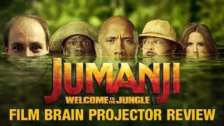 Projector: Jumanji - Welcome to the Jungle (REVIEW)