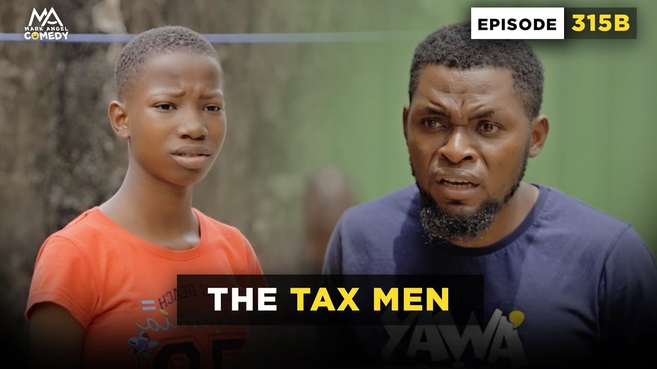 Download THE TAX MEN - Throw Back Monday (Mark Angel Comedy)