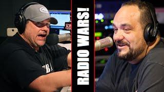 RADIO WARS 2015!! - Bubba the Love Sponge vs Mike Calta / Cowhead