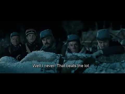 Christmas Truce of World War I - Joyeux Noel 2005 film - YouTube
