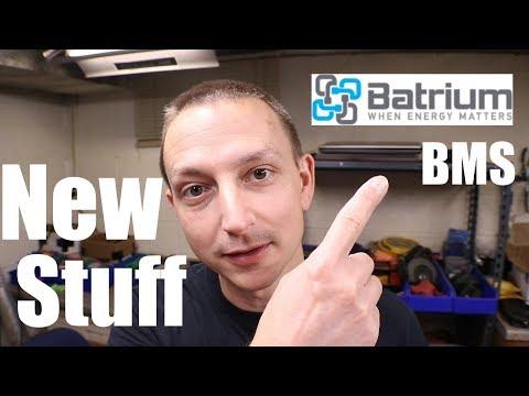 Diy Tesla Powerwall ep66 New Exciting Stuff Batrium Bms!!!