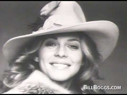 Bionic Woman Lindsay Wagner  with Bill Boggs