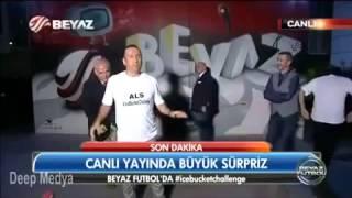 Ahmet Çakar'ın Canlı Yayında ALS Kavgası   Beyaz Futbol