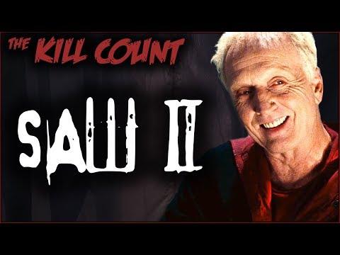 Saw II 2005 KILL COUNT