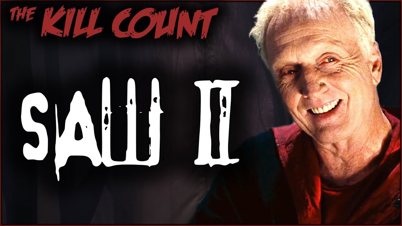 Saw II (2005) KILL COUNT