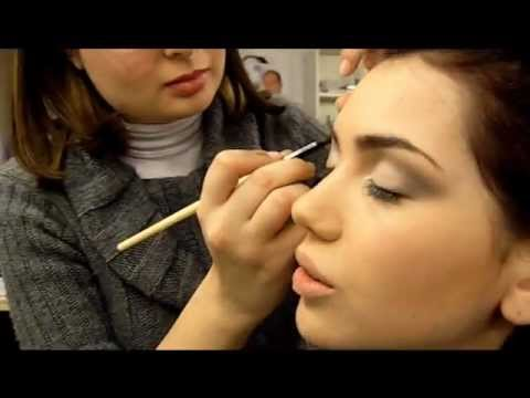 Make-up set for Kryolan Travel Video