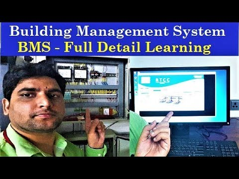 Building Management System ( BMS ) full detail Learning