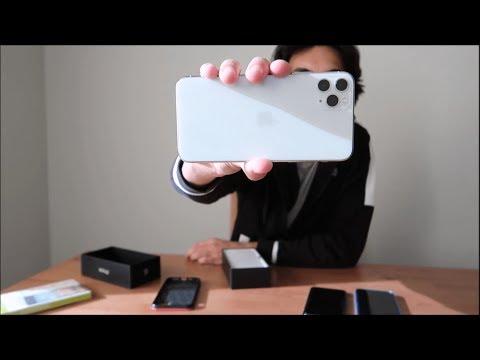 Apple IPhone 11 Pro Max 512 GB Kutu Açılışı