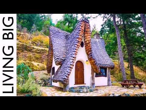 Tiny Storybook Cottage House Plans Gif Maker - DaddyGif.com (see description)