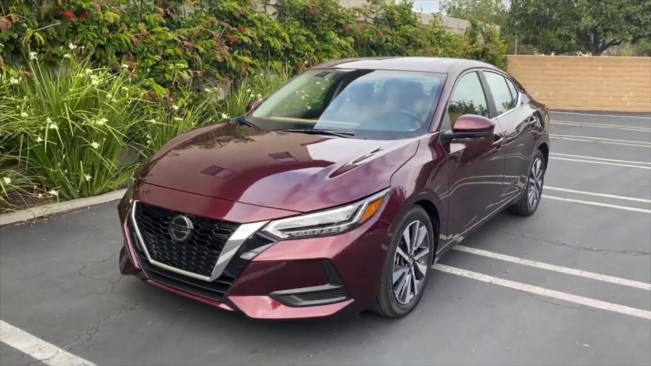 اول فيديو لشرح مواصفات سنترا الشكل الجديد - Nissan Sentra